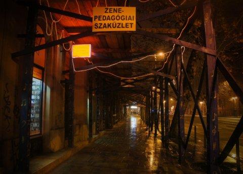 DarkMusicalStreet