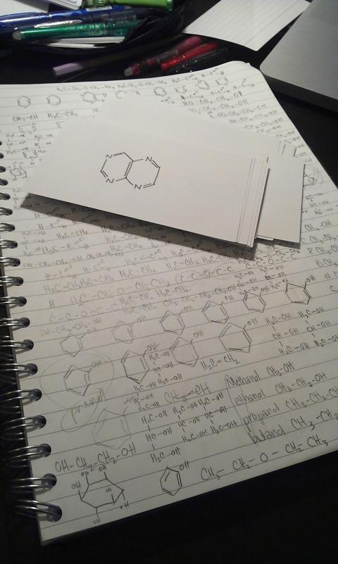 o chem notes