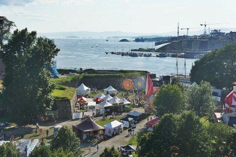 Festival view 2