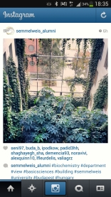 Top view of the atrium - from the alumni instagram