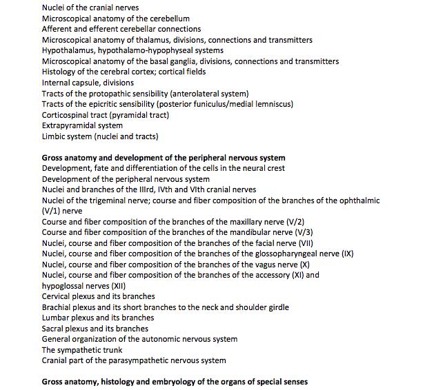 Neuroanatomy | Buda-B