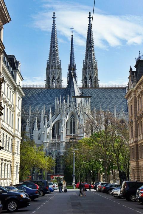 Vienna 2014 - 15