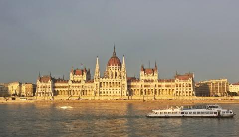 ParliamentSunset