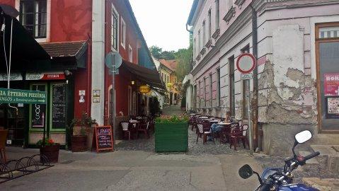 SzentendreStreet