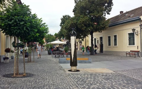 SzentendreTown
