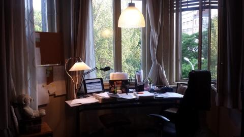 My study cave :D