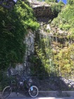 On one of our hikes up Gellert