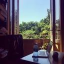 Gorgeous outside? Study inside!