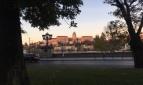 Sunrise with Baloo